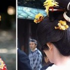 Wedding Hairstyles Japanese Kimono Pictures