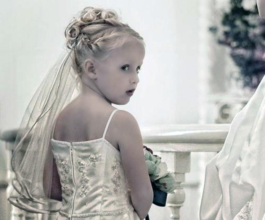 Wedding Hairstyles Junior Bridesmaids Best