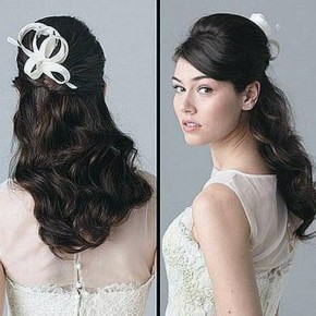 Wedding Hairstyles Korean Styles Pictures