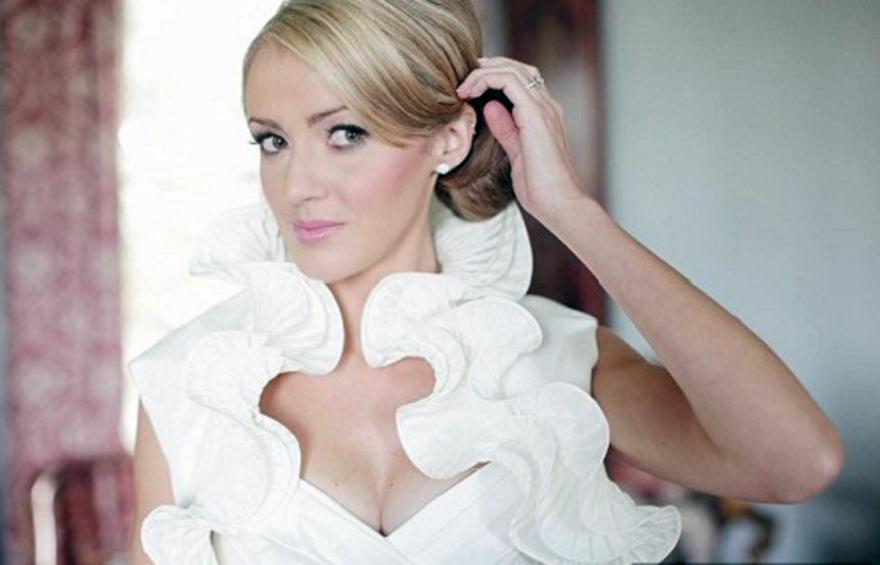 Wedding Hairstyles Real Brides Ideas
