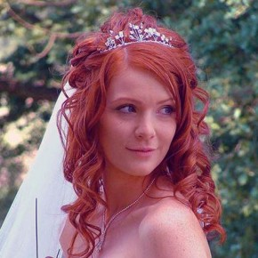 Wedding Hairstyles Red Hair Ideas Pictures