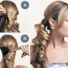 Wedding Hairstyles Side Swept 2013 Pictures