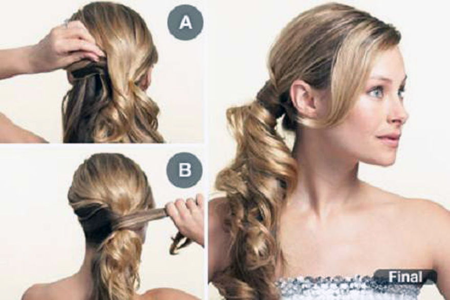 2013 Wedding Hairstyles And Updos: Wedding Hairstyles Side Swept 2013 Pictures : Fashion Gallery