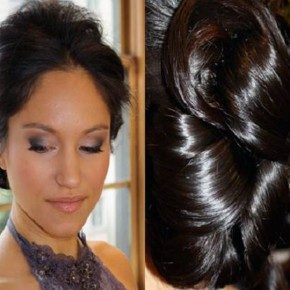 Wedding Updos For Long Hair Back View Pictures