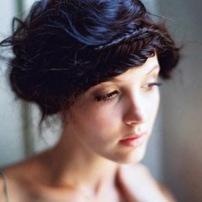 Wedding Updos For Long Hair With Braid Pictures