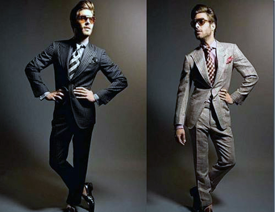 Western Dress Code For Men Formal Inofashionstyle