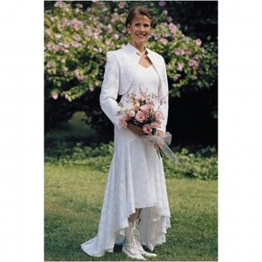 Western Wedding Dress Designers Pictures