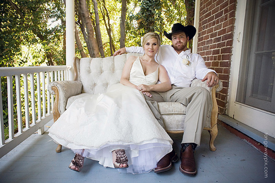 Western Wedding Dress Ideas