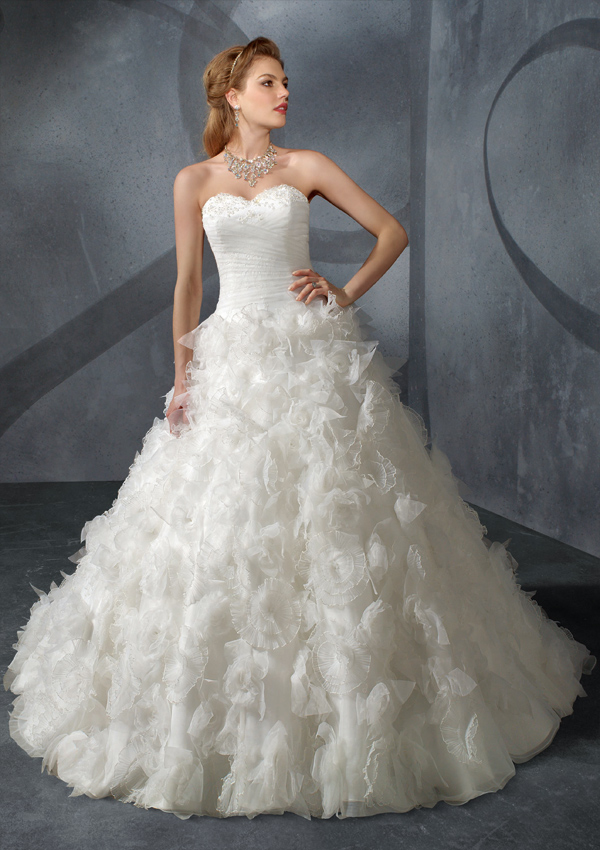 Western Wedding Dresses, Beautiful Wedding Dresses : Fashion Gallery