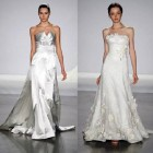 White Beach Wedding Dresses Casual 2013 Pictures