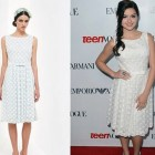 White Dress For Teenagers Concepts Pictures
