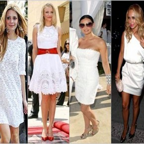 White Dresses For Women Cocktail Pictures