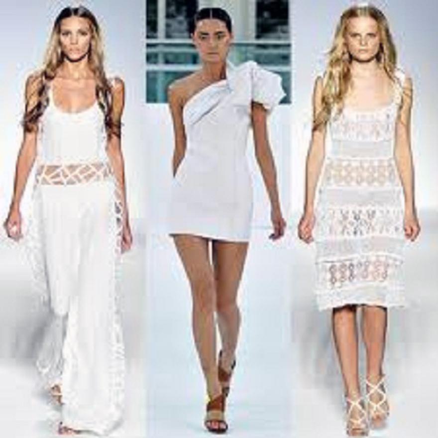 White Summer Dresses For Women Best