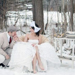 Winter Wedding Ideas 2013 Pictures