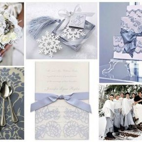 Winter Wedding Ideas Themes Pictures