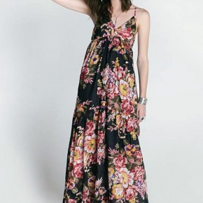 Womens Floral Maxi Dresses Ideas Pictures