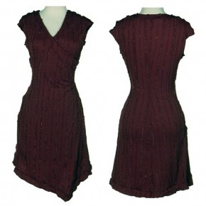Wrap Over Style Dresses Designs Pictures