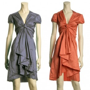 Wrap Over Style Dresses Ideas Pictures