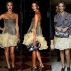 Yellow Dress With Jean Jacket 2013 Pictures